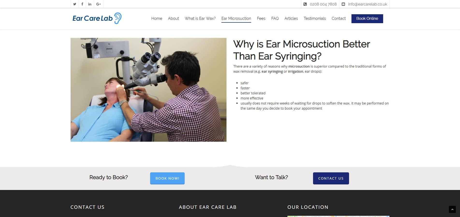 Ear Care Lab