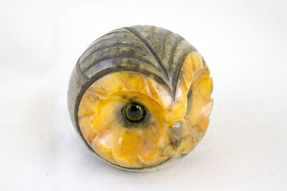 Stone Owl Trinket